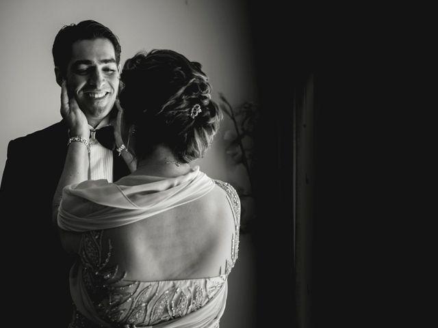 La boda de Roberto y Almudena en Valdastillas, Cáceres 23