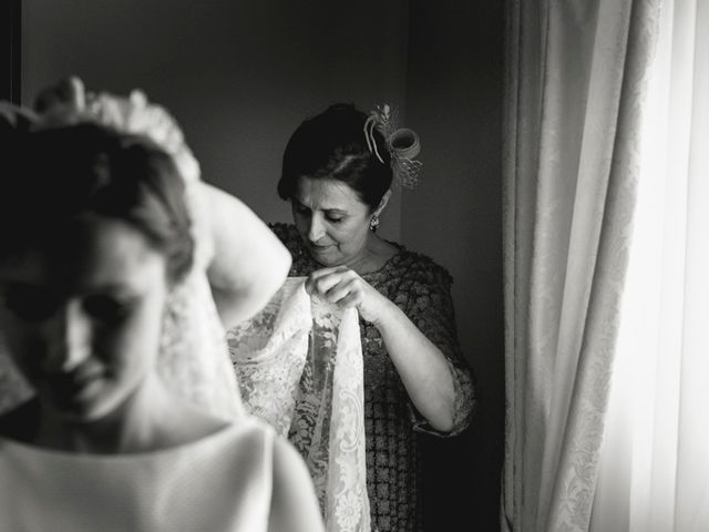 La boda de Roberto y Almudena en Valdastillas, Cáceres 34
