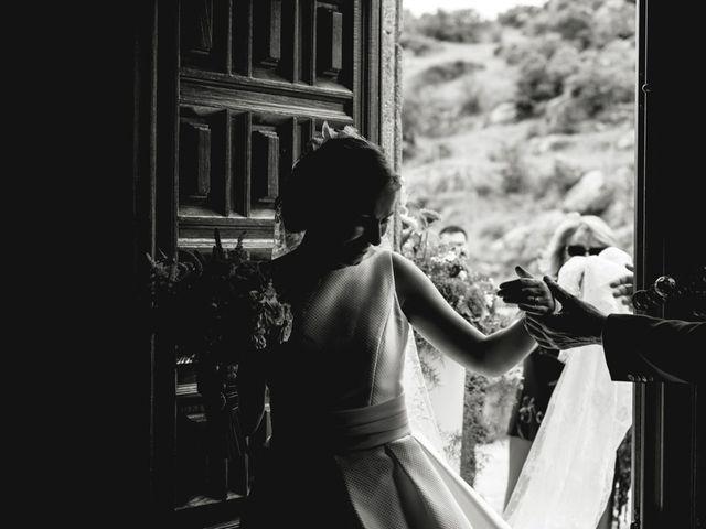 La boda de Roberto y Almudena en Valdastillas, Cáceres 41