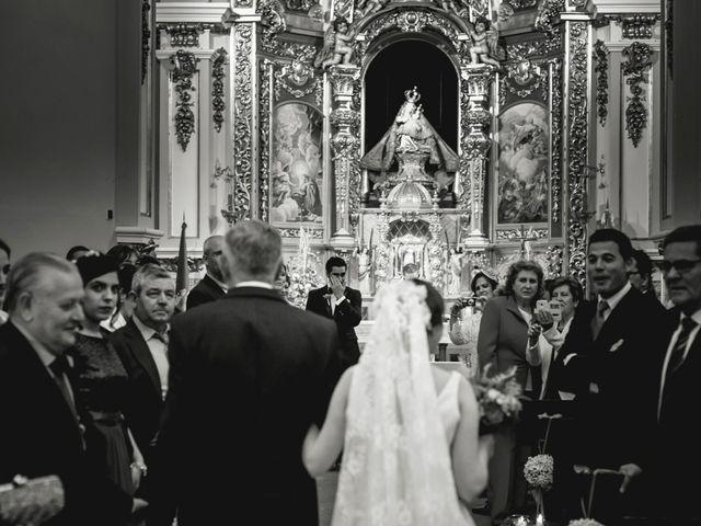 La boda de Roberto y Almudena en Valdastillas, Cáceres 42