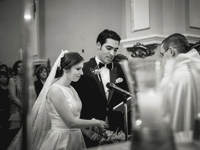 La boda de Roberto y Almudena en Valdastillas, Cáceres 43