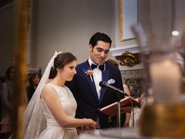 La boda de Roberto y Almudena en Valdastillas, Cáceres 44
