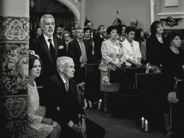La boda de Roberto y Almudena en Valdastillas, Cáceres 46