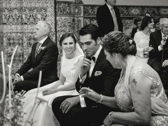 La boda de Roberto y Almudena en Valdastillas, Cáceres 47