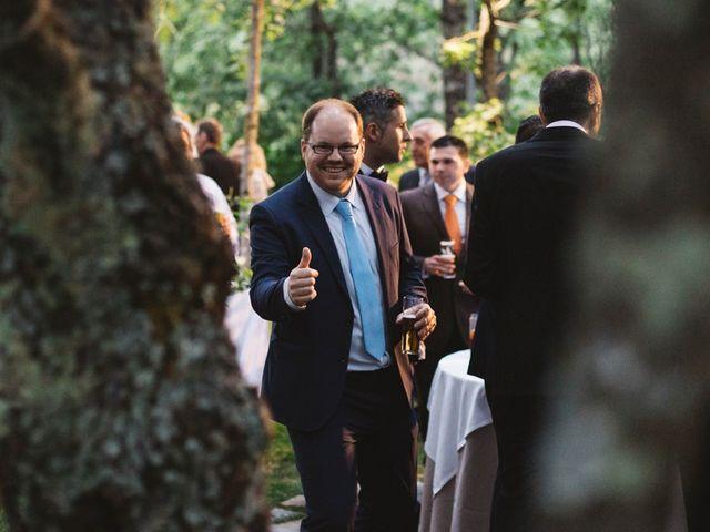 La boda de Roberto y Almudena en Valdastillas, Cáceres 49