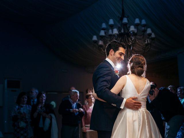 La boda de Roberto y Almudena en Valdastillas, Cáceres 53