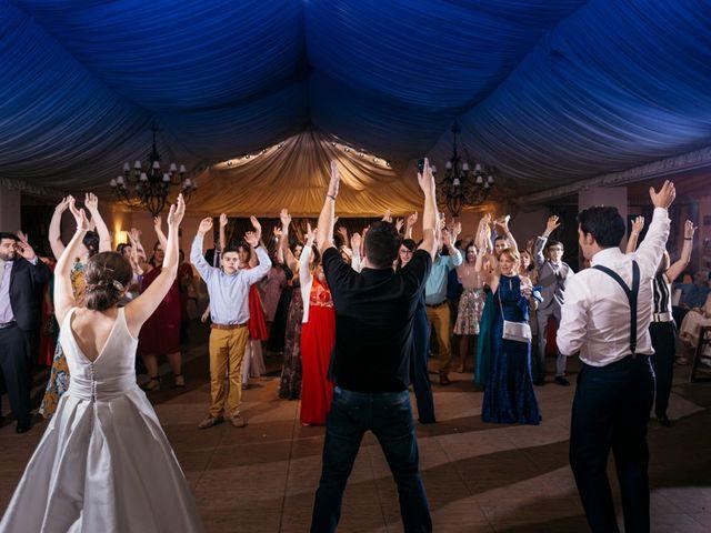 La boda de Roberto y Almudena en Valdastillas, Cáceres 59