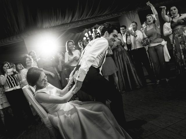 La boda de Roberto y Almudena en Valdastillas, Cáceres 60