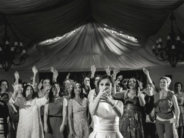 La boda de Roberto y Almudena en Valdastillas, Cáceres 61