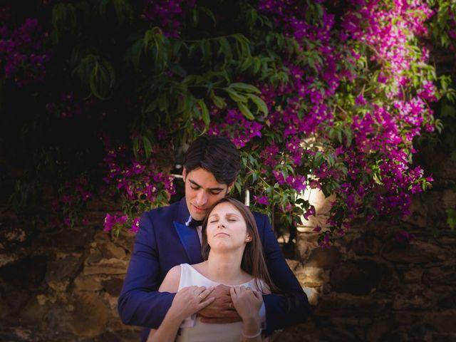La boda de Roberto y Almudena en Valdastillas, Cáceres 67