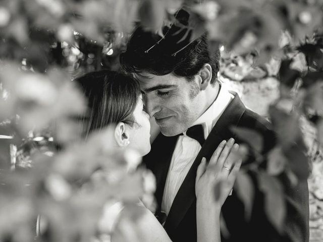 La boda de Roberto y Almudena en Valdastillas, Cáceres 68