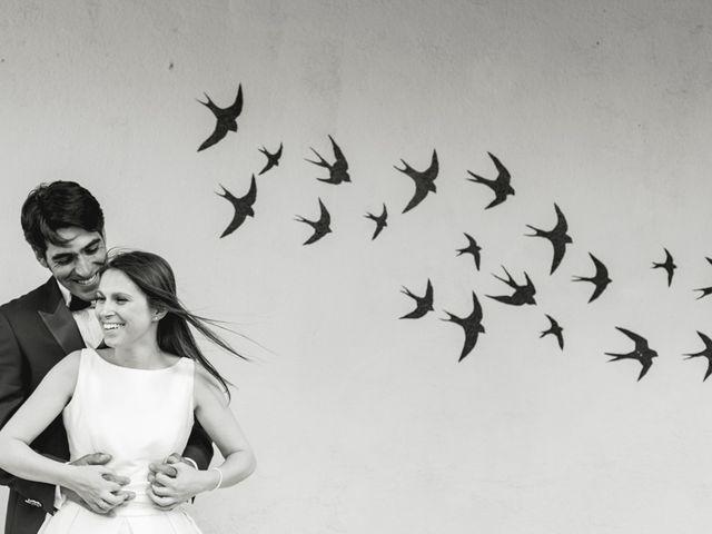 La boda de Roberto y Almudena en Valdastillas, Cáceres 69