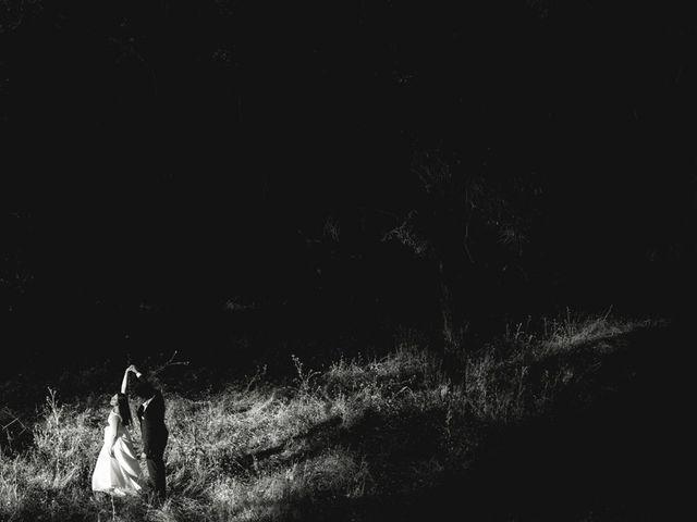 La boda de Roberto y Almudena en Valdastillas, Cáceres 2