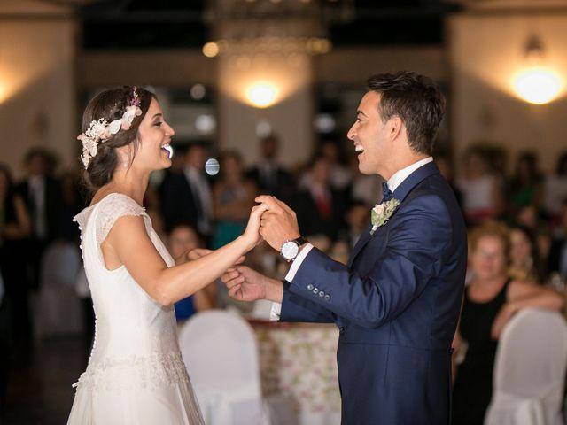 La boda de Cristian y Sandra en El Puig, Valencia 2