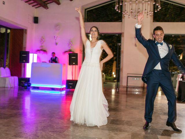 La boda de Cristian y Sandra en El Puig, Valencia 4