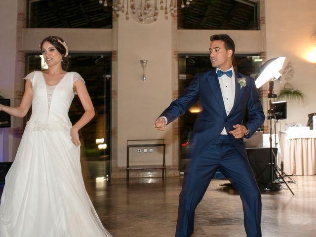 La boda de Cristian y Sandra en El Puig, Valencia 6