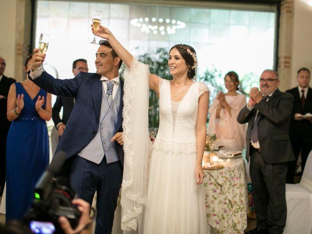 La boda de Cristian y Sandra en El Puig, Valencia 9