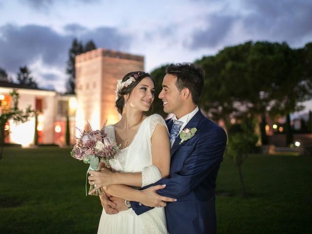 La boda de Cristian y Sandra en El Puig, Valencia 15