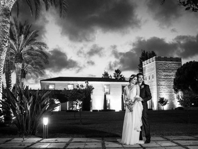 La boda de Cristian y Sandra en El Puig, Valencia 16