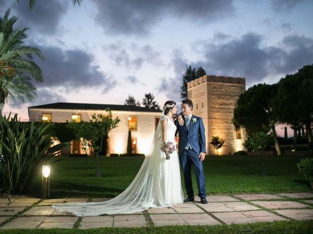 La boda de Cristian y Sandra en El Puig, Valencia 17