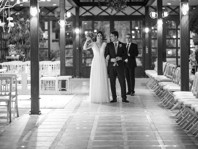La boda de Cristian y Sandra en El Puig, Valencia 19