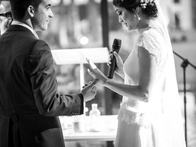 La boda de Cristian y Sandra en El Puig, Valencia 22