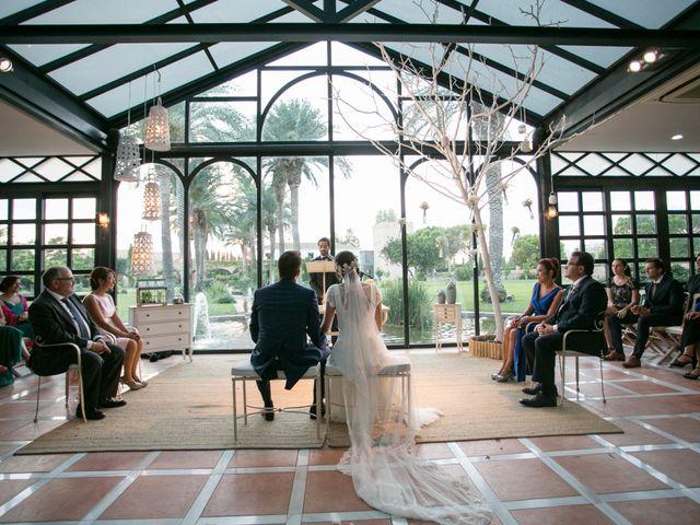 La boda de Cristian y Sandra en El Puig, Valencia 30
