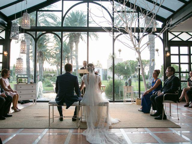 La boda de Cristian y Sandra en El Puig, Valencia 35