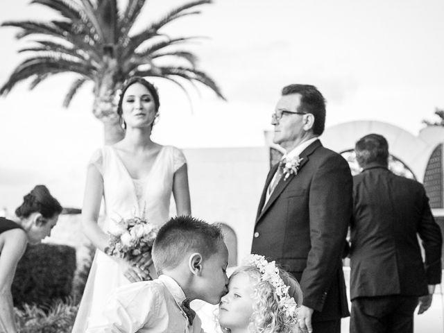 La boda de Cristian y Sandra en El Puig, Valencia 37