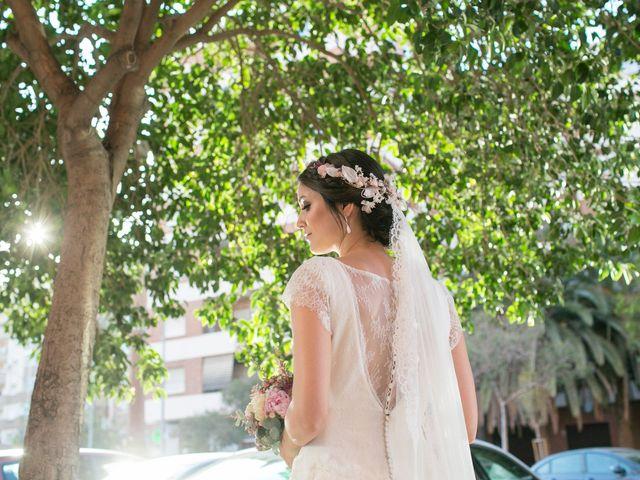 La boda de Cristian y Sandra en El Puig, Valencia 49