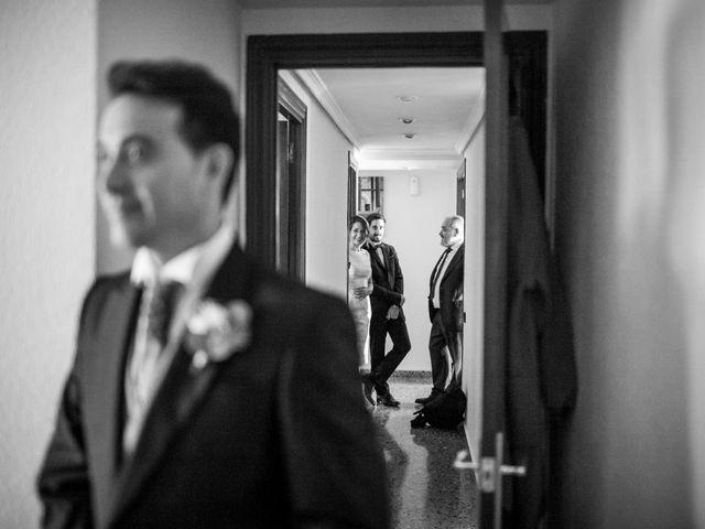 La boda de Cristian y Sandra en El Puig, Valencia 90