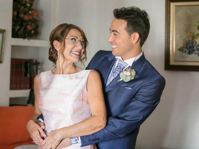 La boda de Cristian y Sandra en El Puig, Valencia 94
