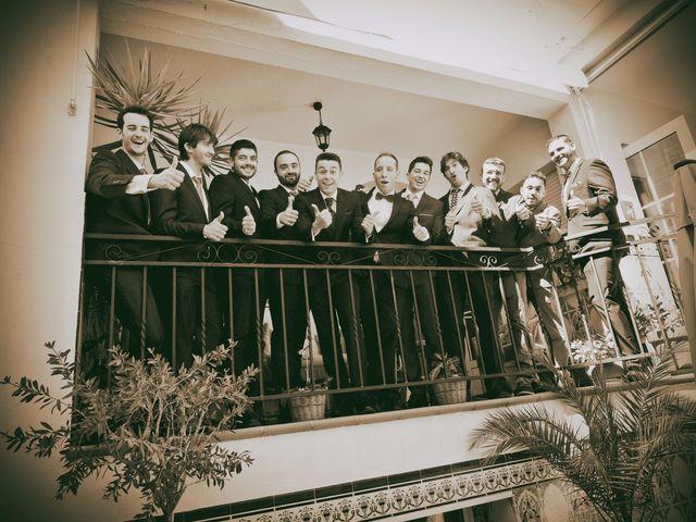 La boda de Manuel y Belén en Torrenueva, Ciudad Real 9