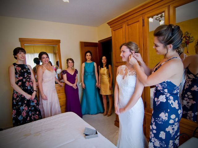 La boda de Manuel y Belén en Torrenueva, Ciudad Real 15
