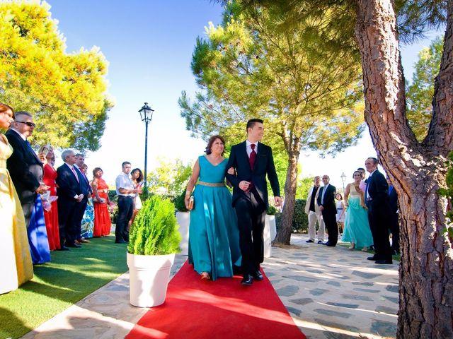 La boda de Manuel y Belén en Torrenueva, Ciudad Real 25