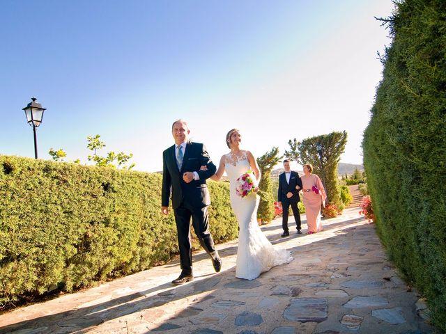 La boda de Manuel y Belén en Torrenueva, Ciudad Real 26