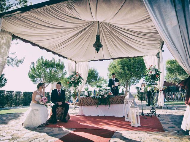 La boda de Manuel y Belén en Torrenueva, Ciudad Real 27