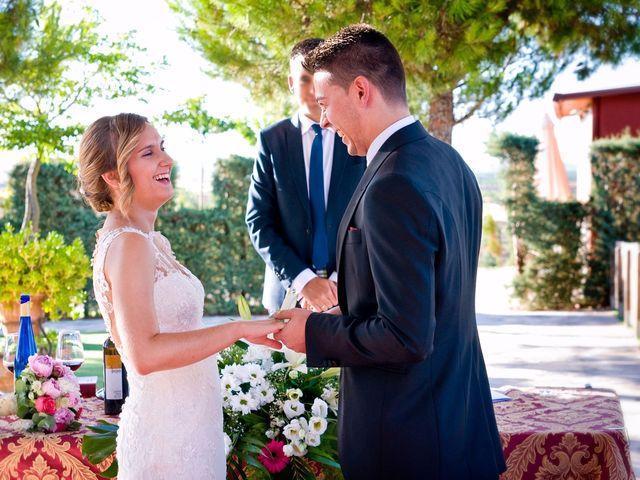 La boda de Manuel y Belén en Torrenueva, Ciudad Real 31