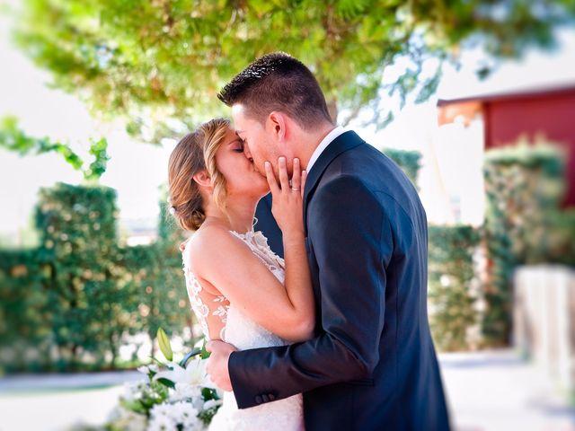 La boda de Manuel y Belén en Torrenueva, Ciudad Real 32