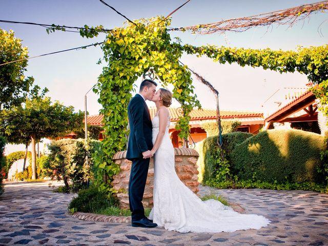 La boda de Manuel y Belén en Torrenueva, Ciudad Real 34