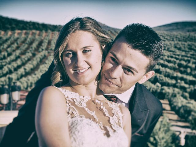 La boda de Manuel y Belén en Torrenueva, Ciudad Real 38