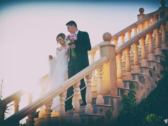 La boda de Manuel y Belén en Torrenueva, Ciudad Real 39