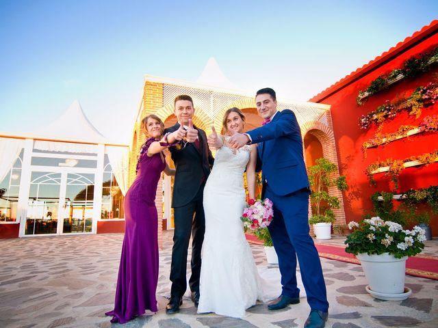 La boda de Manuel y Belén en Torrenueva, Ciudad Real 44