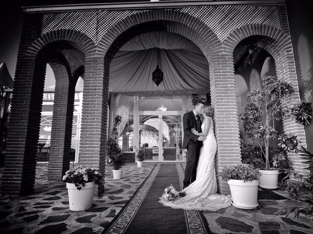 La boda de Manuel y Belén en Torrenueva, Ciudad Real 45