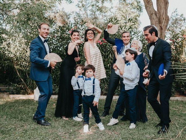 La boda de Michael y Audrey en Espartinas, Sevilla 37