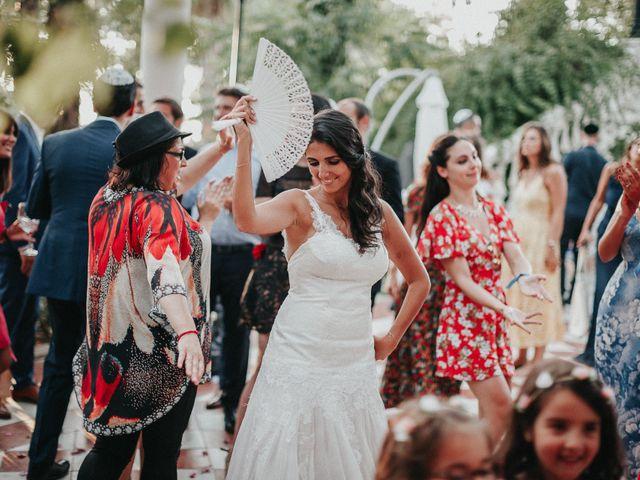 La boda de Michael y Audrey en Espartinas, Sevilla 38