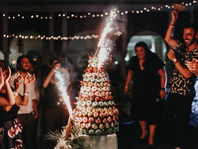 La boda de Michael y Audrey en Espartinas, Sevilla 59