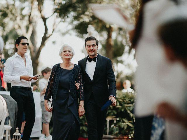 La boda de Michael y Audrey en Espartinas, Sevilla 18