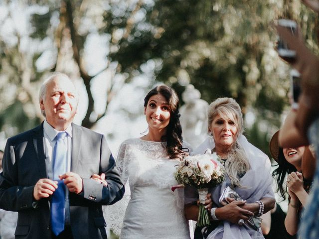 La boda de Michael y Audrey en Espartinas, Sevilla 20