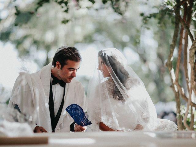 La boda de Michael y Audrey en Espartinas, Sevilla 22